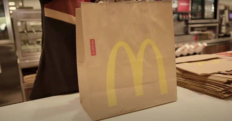 Brand Changing Mc Donald's