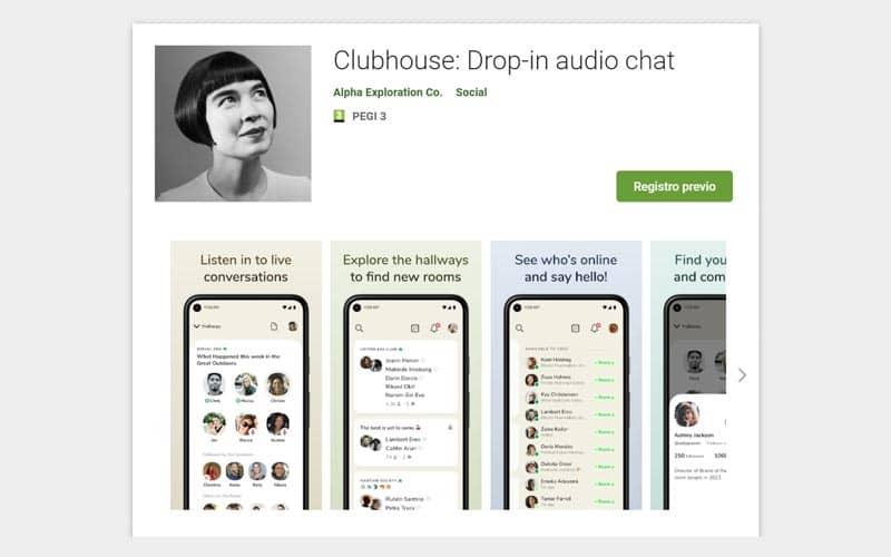 En este momento estás viendo Clubhouse disponible para Android