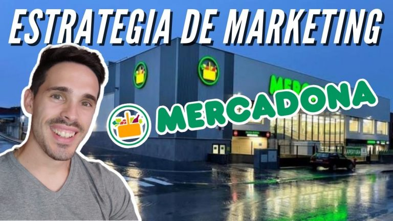 Lee más sobre el artículo Estrategias de marketing y publicidad del Supermercado Mercadona