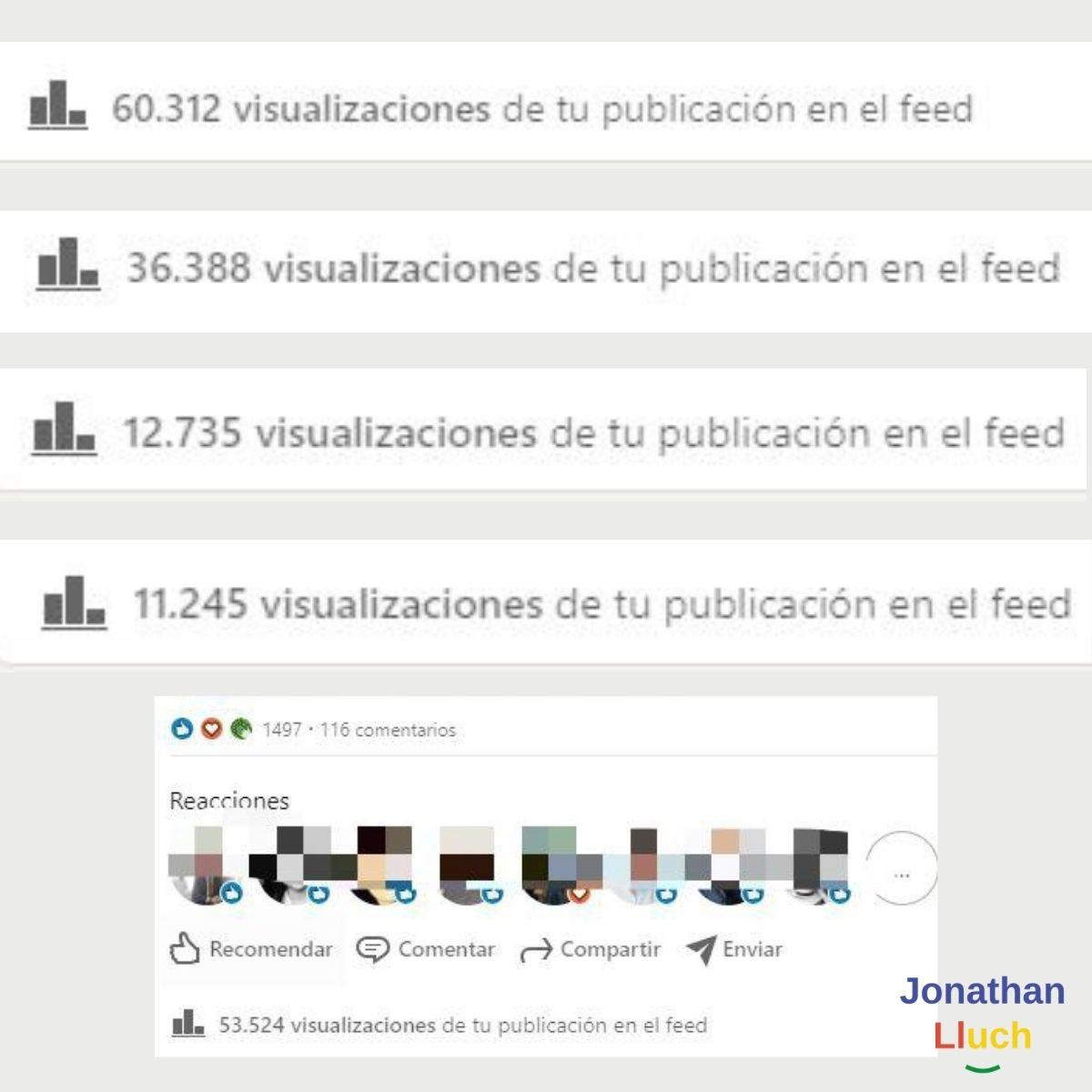 como hacer un post viral en linkedin