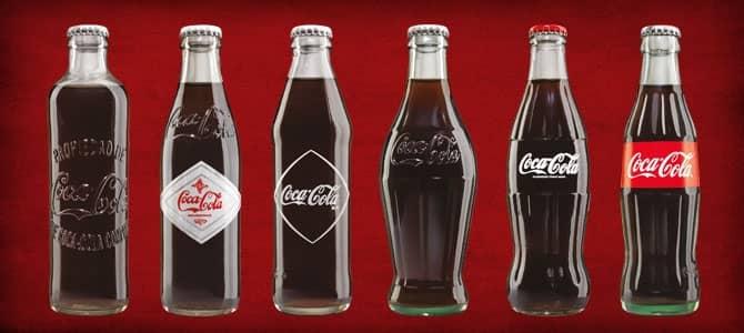 botellas coca cola